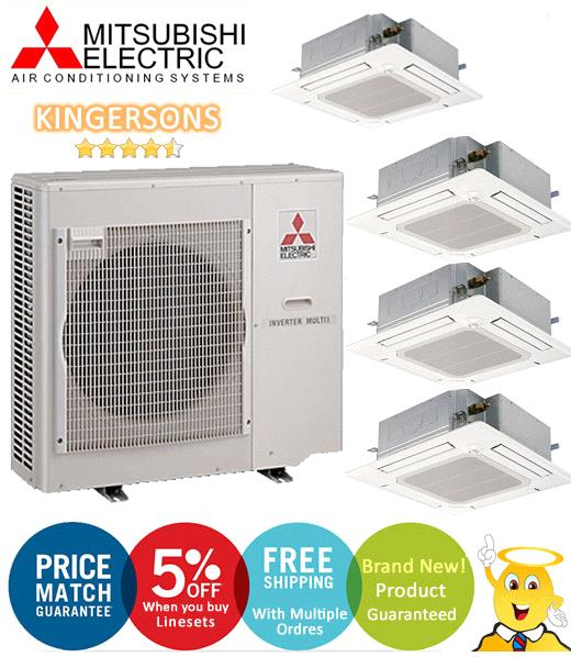 and installation do how ductless mini cost cooling split heating much prices mitsubishi system systems air